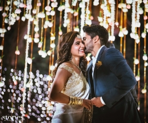 Actor Naga Chaitanya Samantha Engagement Images