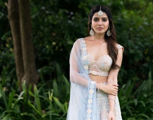 Actress Samantha Ruth Prabhu Pre-Wedding Photoshoot Stills