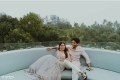 Samantha Ruth Prabhu Naga Chaitanya's Pre-Wedding Photoshoot Stills