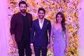 Varun Tej @ Naga Chaitanya Samantha Wedding Reception Photos