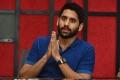 Venky Mama Movie Hero Naga Chaitanya Interview Stills