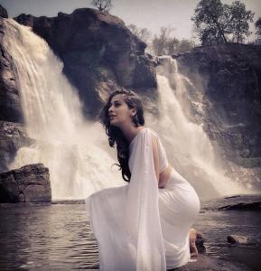 Actress Raai Laxmi in Naga Kanya Movie Stills