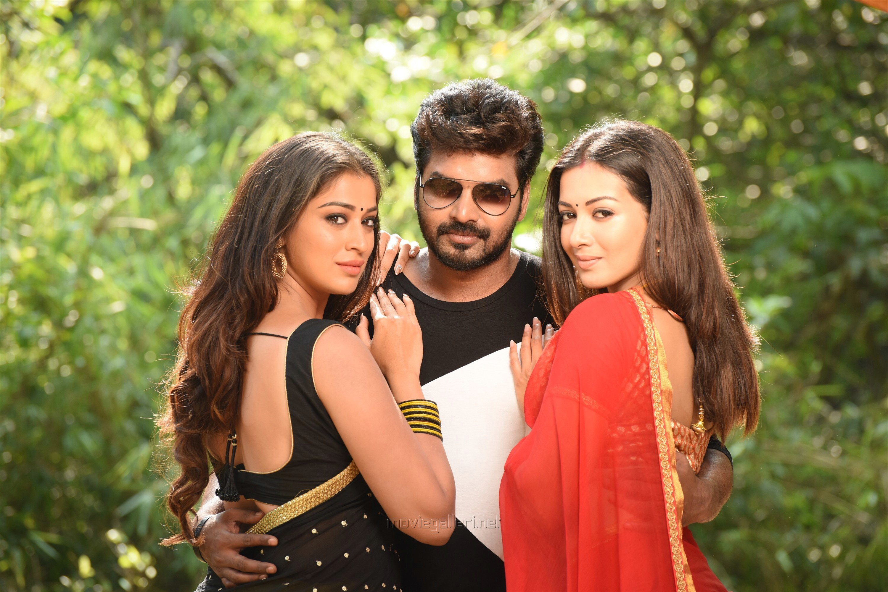 Raai Laxmi, Jai, Catherine Tresa in Naga Kanya Movie Stills HD