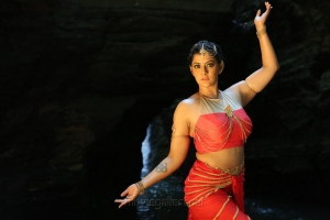 Actress Varalaxmi Sarathkumar in Naga Kanya Movie Stills HD