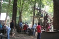 Nagaraja Cholan MA MLA Movie On Location Stills