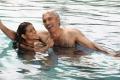 Hot Varsha Ashwathi, Sathyaraj in Nagaraja Cholan MA MLA Movie Stills