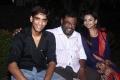 Raghu, Manivannan, Mridula Murali at Nagaraja Cholan MA MLA Special Show Photos