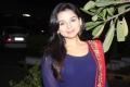 Actress Mrudula Murali at Nagaraja Cholan MA MLA Special Show Photos