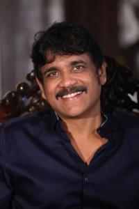 Nagarjuna Birthday 2017 Interview Stills