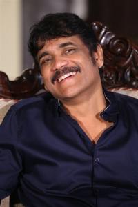 Akkineni Nagarjuna Birthday 2017 Interview Stills