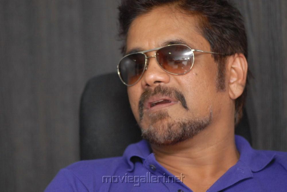 Nagarjuna Akkineni Telugu Cinema Interview Telugu Film ...