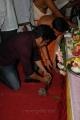 Nagarjuna inaugurates Shubam Multi Cuisine Restaurant and Banquet Hall