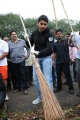 Naga Chaitanya Joins Swachh Bharat Campaign Photos