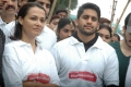 Amala, Naga Chaitanya Joins Swachh Bharat Campaign Photos