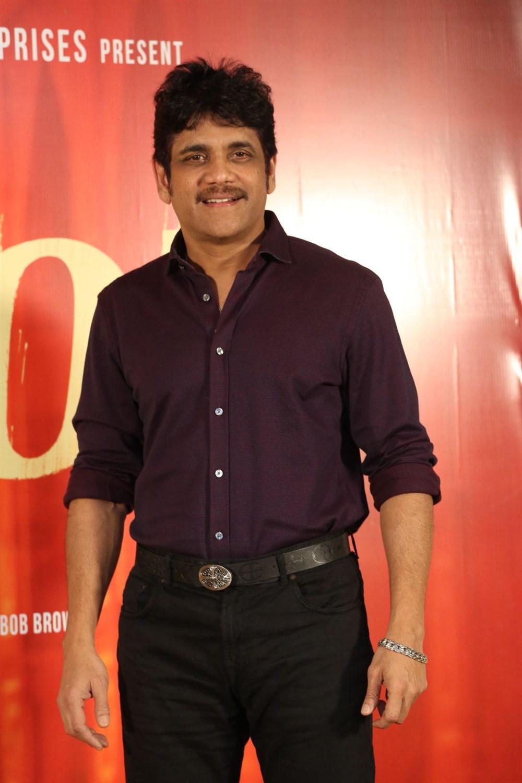 Hello Telugu Movie Producer Nagarjuna Press Meet Stills