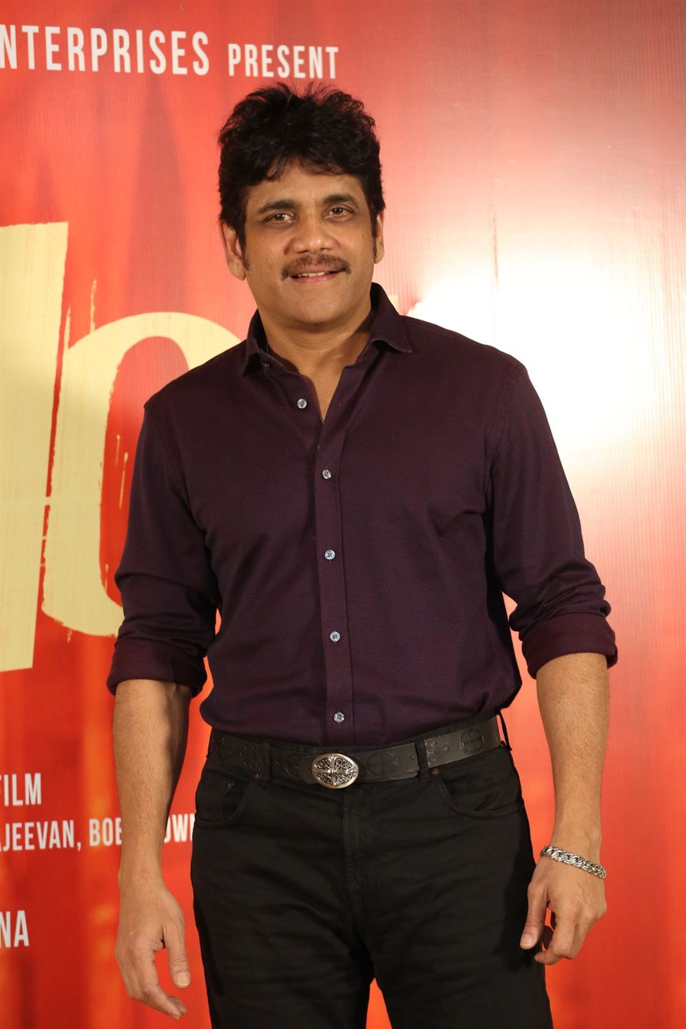 Hello Telugu Movie Producer Nagarjuna Press Meet Stills