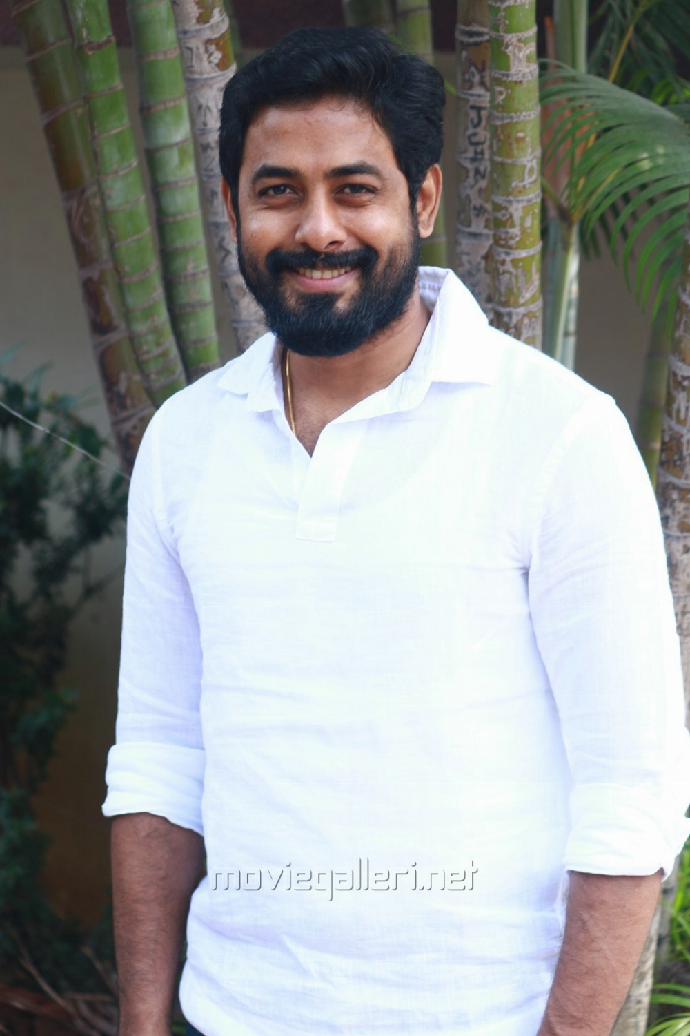 Actor Aari @ Nagesh Thiraiyarangam Press Meet Stills