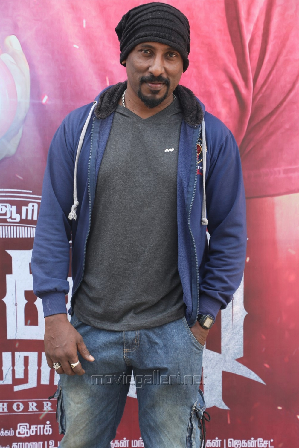 Nagesh Thiraiyarangam Press Meet Stills