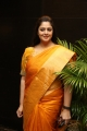 Actress Nagma Golden Silk Saree Photos