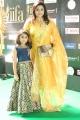 Actress Meena Daughter Nainika Stills at IIFA Utsavam Awards 2017 (Day 1)