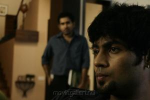 Vijay Antony, Siddharth Venugopal in Nakili Movie Photos