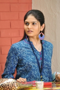 Vibha Natarajan in Nakili Telugu Movie Stills