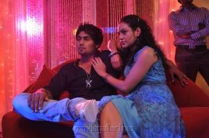 Siddharth Venugopal, Rupa Manjari in Nakili Movie Stills
