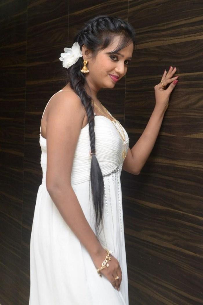 Actress Nakshatra Hot Pics at Rojulu Marayi Audio Launch