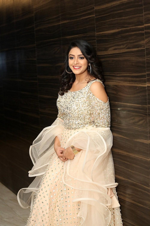 Actress Nakshatra Pictures @ Rajdoot Movie Pre Release