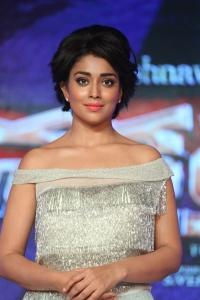 Actress Shriya Saran @ Nakshatram Audio Release Photos