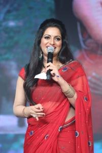 Anchor Udaya Bhanu @ Nakshatram Audio Release Photos