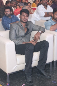 Actor Sundeep Kishan @ Nakshatram Audio Release Photos