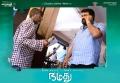 Chandra Sekhar Yeleti, Mohanlal @ Namadhu Movie Working Stills