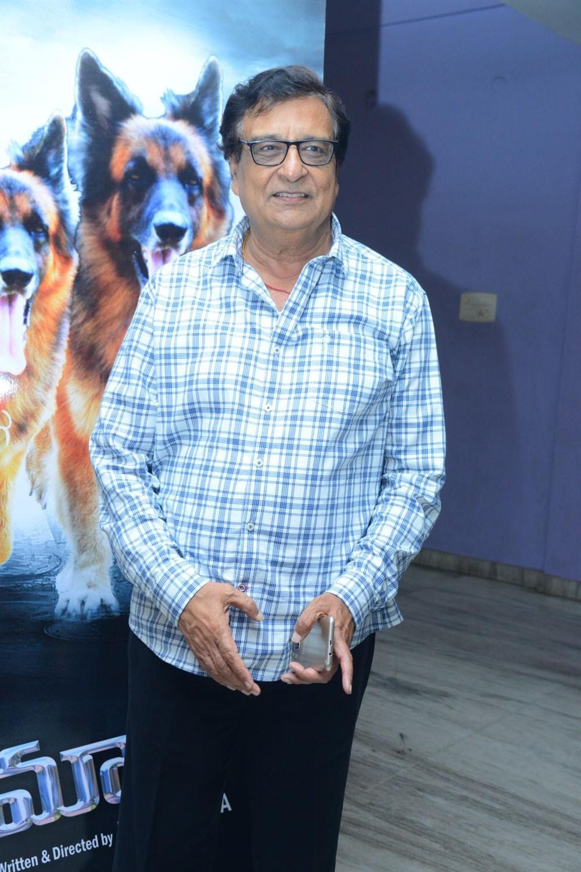 Producer KC Bokadia @ Namaste Nestama Movie Trailer Launch Stills