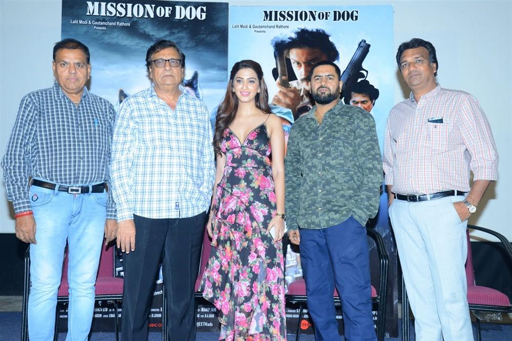 Namaste Nestama Movie Trailer Launch Stills