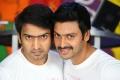 Srikanth, Santhanam in Nambiyaar Movie Photos