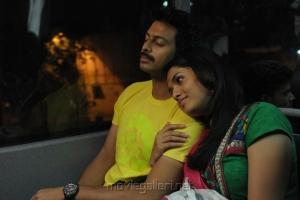 Srikanth, Sunaina in Nambiyaar Movie Stills