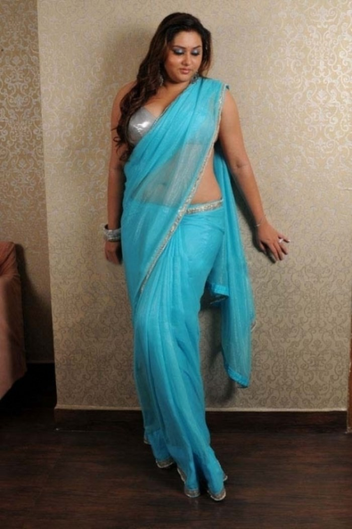 Namita Mukesh Vankawala in Saree Hot Stills [ Gallery View ]