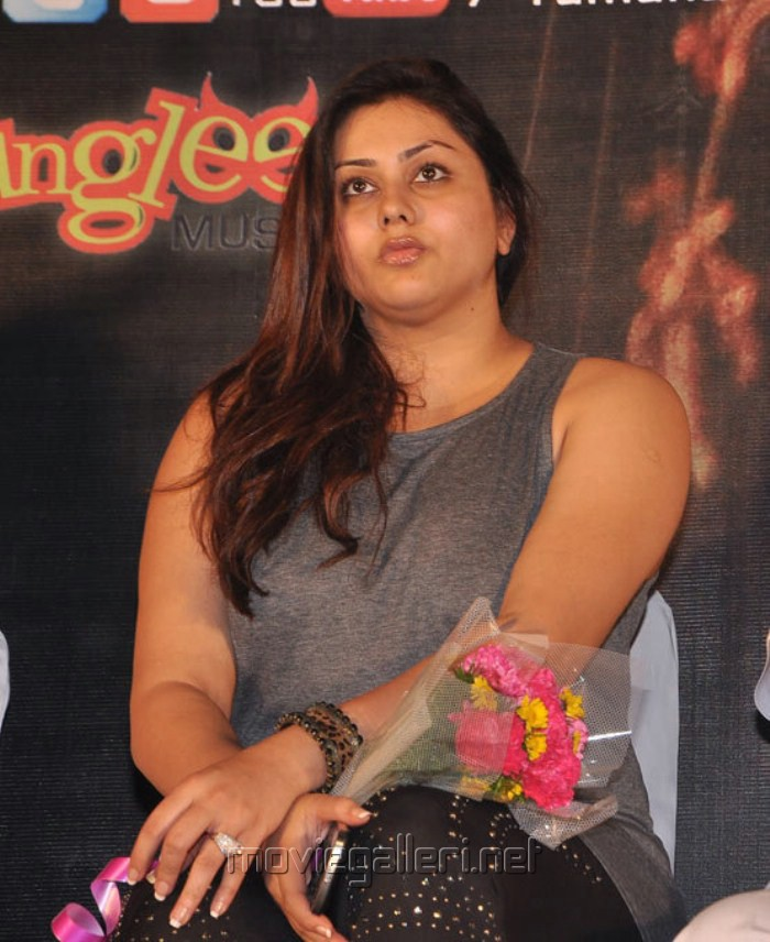 Actress Namitha At Yamuna Movie Audio