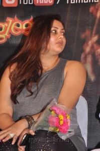 Namitha at Yamuna Movie Audio Launch Photos