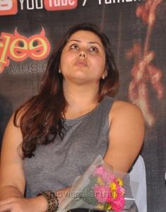 Namitha New Hot Pics at Yamuna Audio Launch