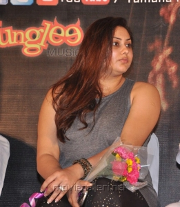 Actress Namitha Latest Pictures at Yamuna Movie Audio Release