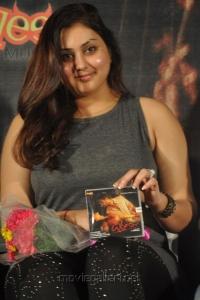 Actress Namitha at Yamuna Movie Audio Launch Stills