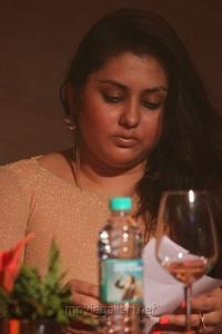 Actress Namitha Stills @ Birla Cements Dealers Meet