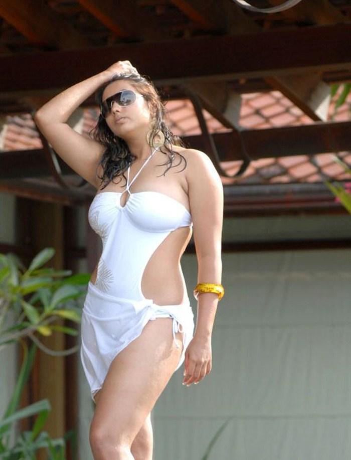 Hot Namitha Bikini Photos