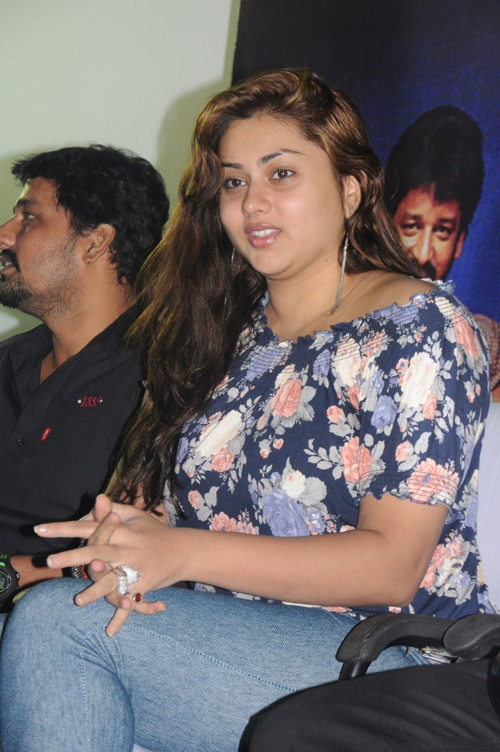 Actress Namitha Latest Stills [ Gallery View ]