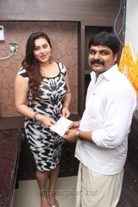 Actress Namitha Launches 46 Hotel Photos