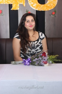 Actress Namitha Launches Hotel Photos