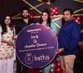 Chandini Khannna, Veer, Namitha & Karthik launches Chandini Khanna 2019 Calendar Lonely Photos
