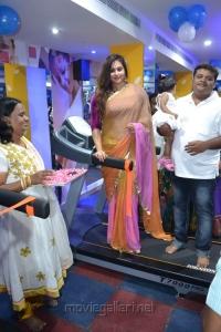 Namitha Launches Womens Fitness Centre (KEEP IT) at Nesapakkam Stills